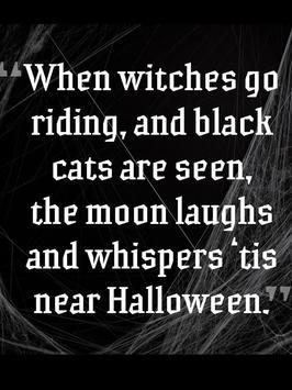 Halloween Quotes screenshot 2