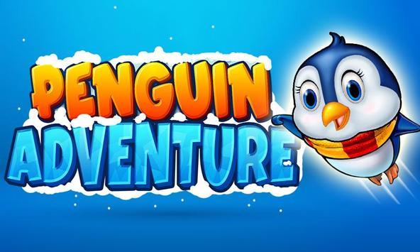 Penguin Adventure poster