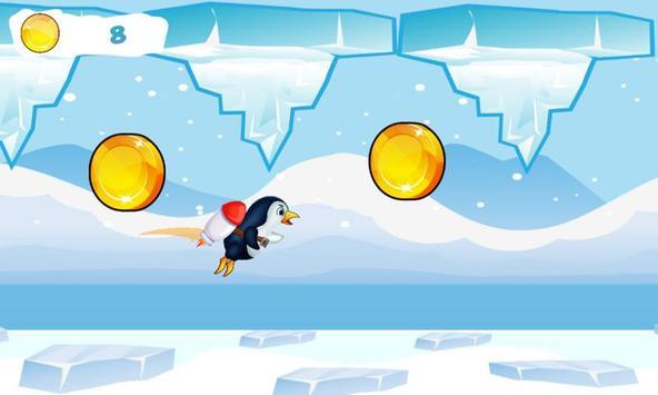 Penguin Adventure screenshot 2