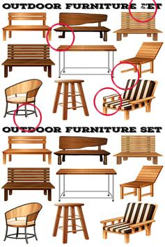 Furniture Game poster