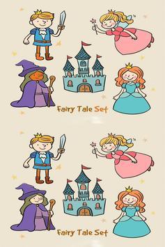 Fairy Tales Game screenshot 1
