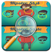 Hipster Game icon