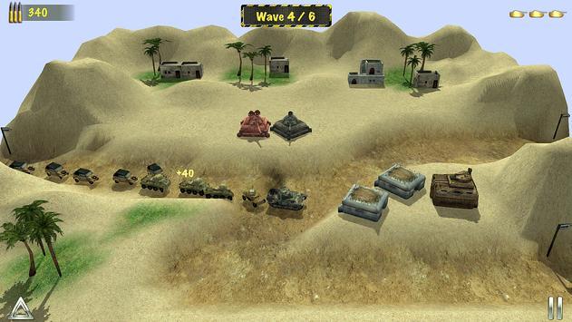 Concrete Defense screenshot 1