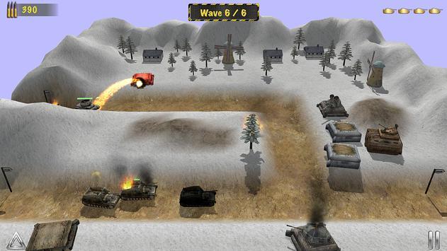 Concrete Defense screenshot 2