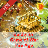 Guide for Game of War Fire Age icon