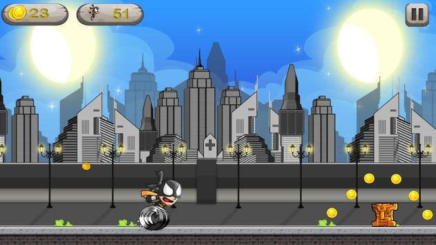 Amazing Ninja Sword screenshot 2