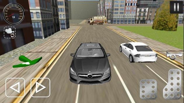 Cla 250 & 180 & 200 Simulator apk screenshot