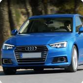 A4 & A5 & A6 Driving Simulator icon
