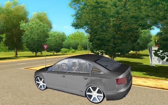 A4 & A5 & A6 Driving Simulator apk screenshot