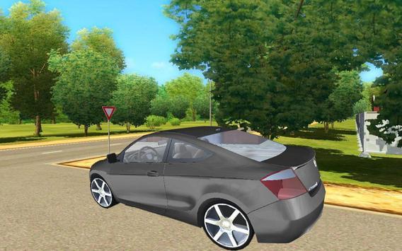 Accord Driving Simulator 2017 poster