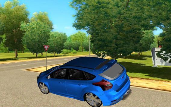 Fiesta Driving Simulator poster