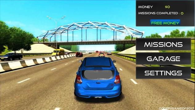 Fiesta Driving Simulator screenshot 1