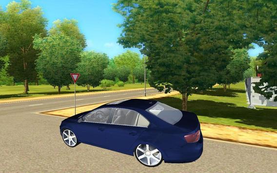 City Jetta Driving Sim 2017 poster