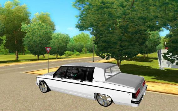 City Limousine Driving Sim2017 poster