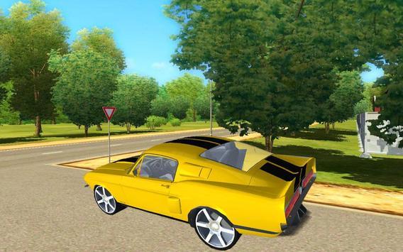 Real Mustang Driving Sim 2017 poster