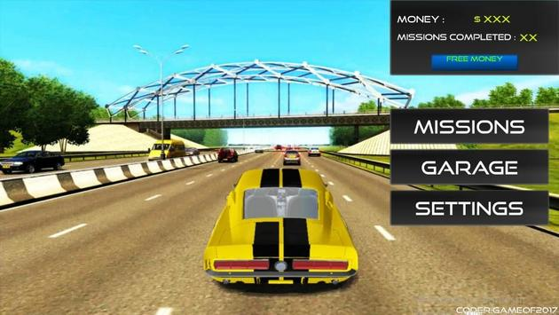 Real Mustang Driving Sim 2017 apk screenshot