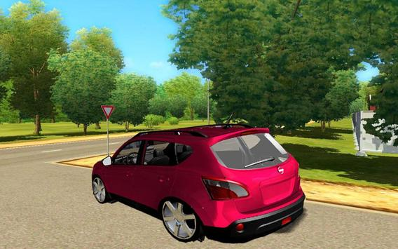 Qashqai Driving Simulator 2017 apk screenshot