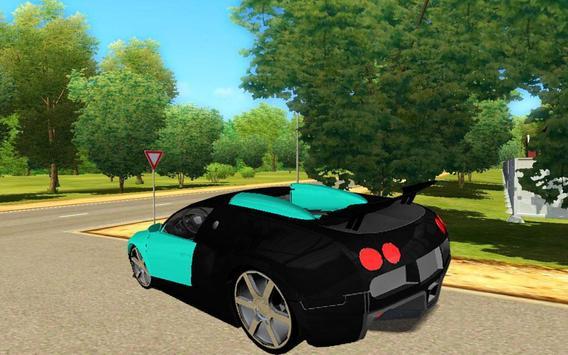 Veyron Driving Simulator 2017 poster