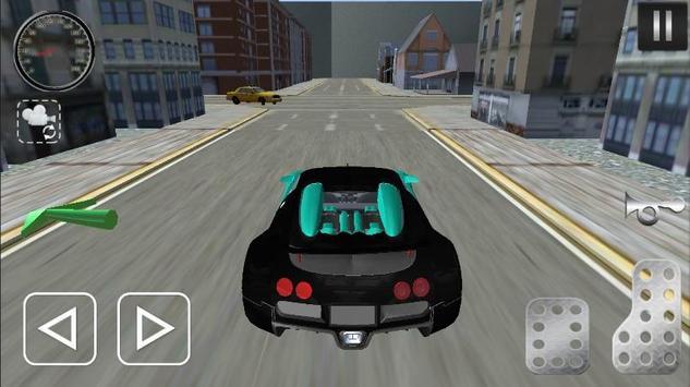 Veyron Driving Simulator 2017 apk screenshot