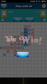 Tic Tac Toe - XO Puzzle Free screenshot 2