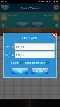 Tic Tac Toe - XO Puzzle Free screenshot 3