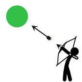 Stickman The Bubble Shooter icon