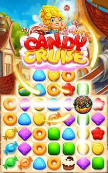 Candy Cruise Free apk screenshot