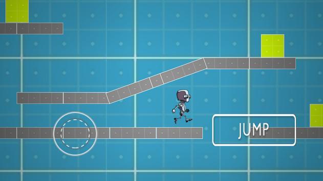 Robot's Destination apk screenshot
