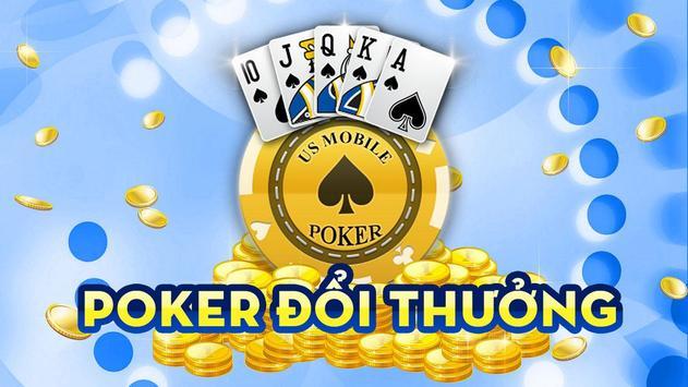 Poker online đổi thưởng poster