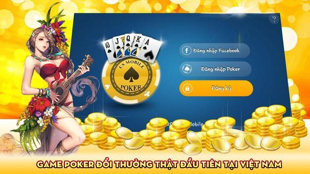 Poker online đổi thưởng screenshot 1