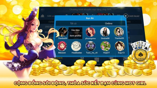 Poker online đổi thưởng screenshot 3