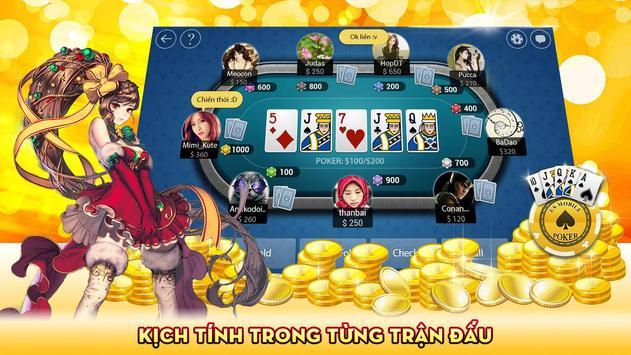 Poker online đổi thưởng screenshot 4