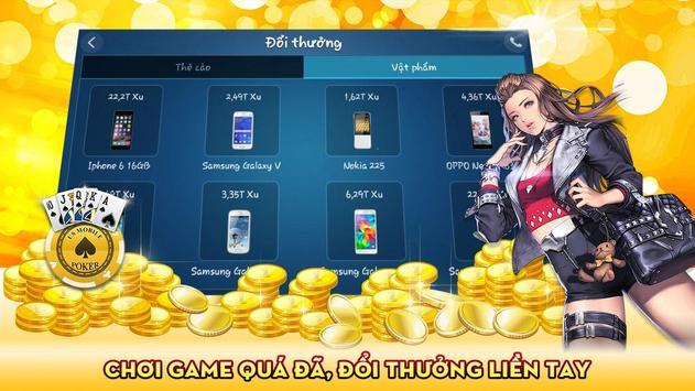 Poker online đổi thưởng screenshot 5