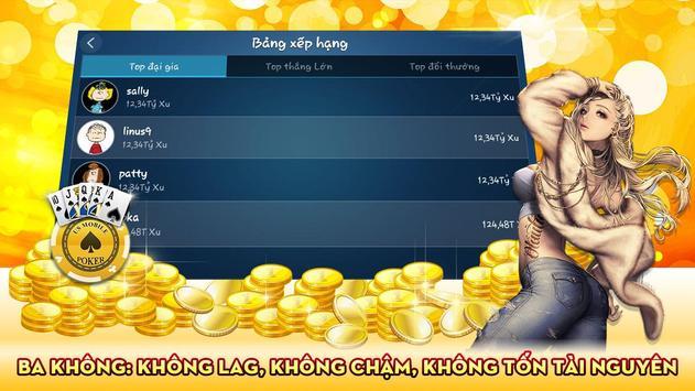 Poker online đổi thưởng screenshot 6
