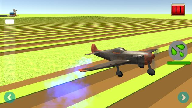 Farm Airplane Flight Simulator screenshot 3