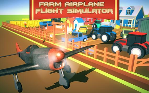 Farm Airplane Flight Simulator screenshot 8