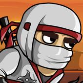 Ninja Runner - Ninja Adventure Games icon