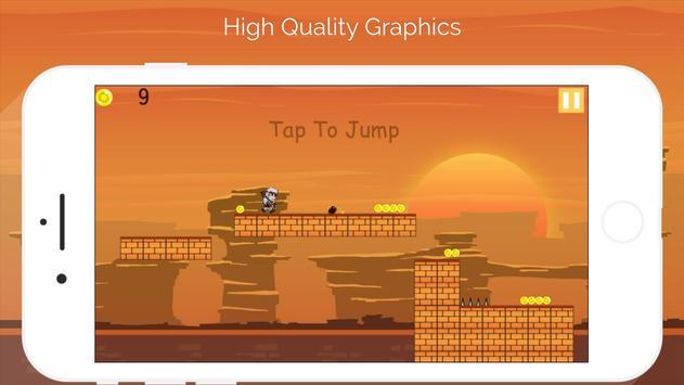 Ninja Runner - Ninja Adventure Games screenshot 1