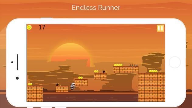 Ninja Runner - Ninja Adventure Games screenshot 2
