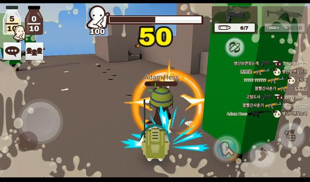 SusuChoco - Online FPS apk screenshot