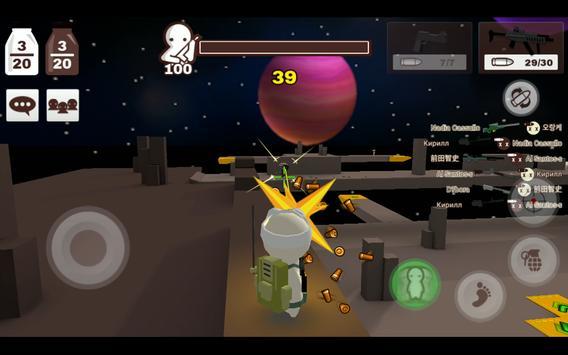 MilkChoco - Online FPS apk screenshot