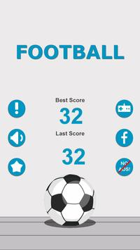 Gamepatty -  FootBall Juggle poster