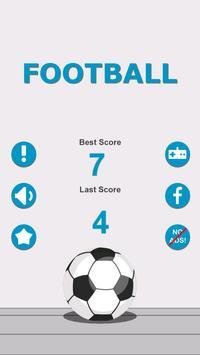 Gamepatty -  FootBall Juggle apk screenshot