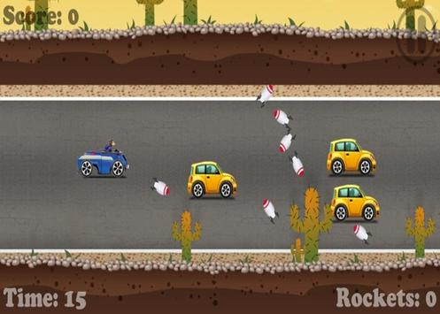 Blue PAW Road Patrol Adventure apk screenshot