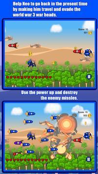 Super Captain Soldier: Defend America at World War screenshot 3
