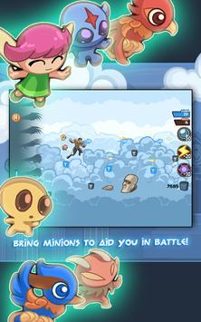 Thunder Lords Olympus Avengers apk screenshot