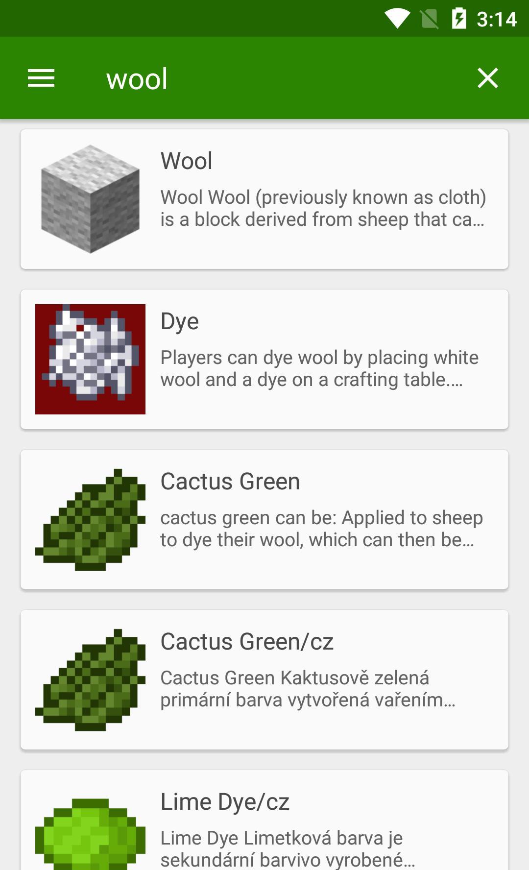 minecraft pe wiki 1.10