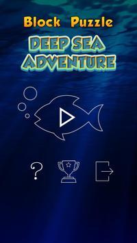 Block Puzzle: Deep Sea Adventure poster