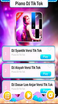 DJ TikTok Piano Tiles screenshot 1