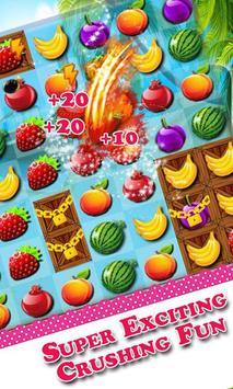 FRUIT Crush - Match 3 King apk screenshot